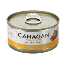 Canagan Cat Tuna Cans - Dixie Doodles Pet Shop