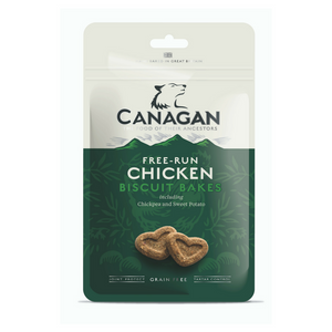 Canagan Dog Biscuit Bake Treats 150g - Dixie Doodles Pet Shop