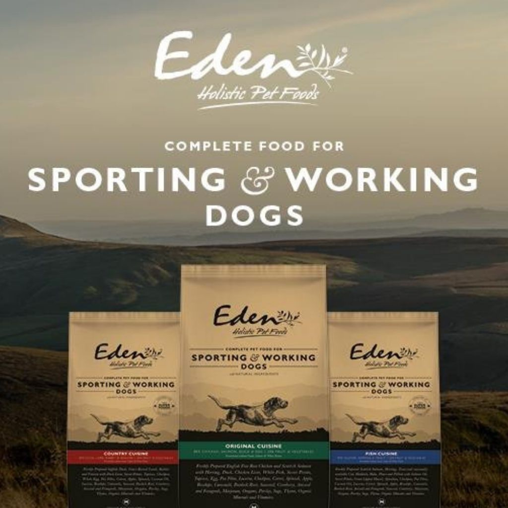 Eden Working - 15Kg - Dixie Doodles Pet Shop