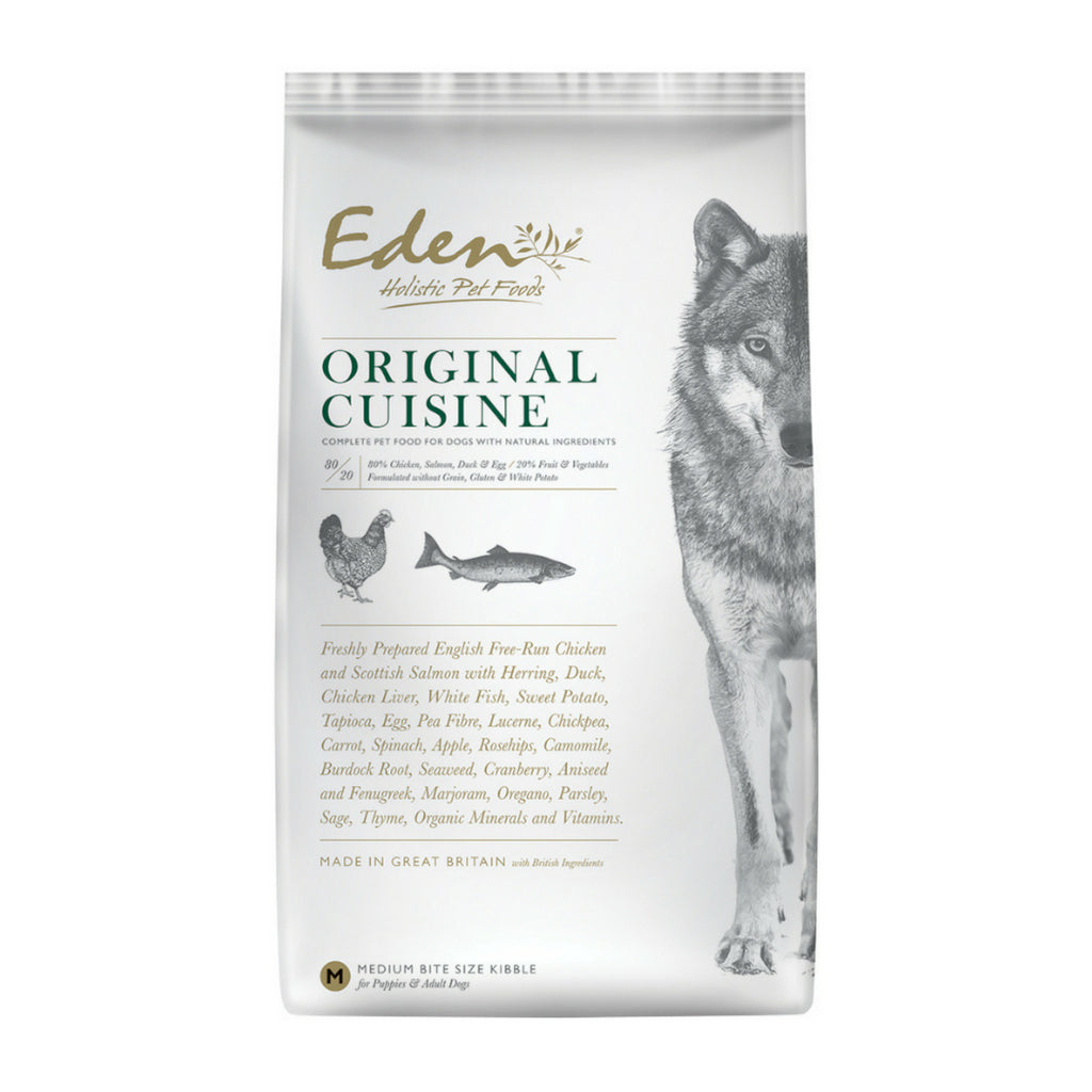 Eden 80/20 Original Cuisine Medium Kibble - Dixie Doodles Pet Shop