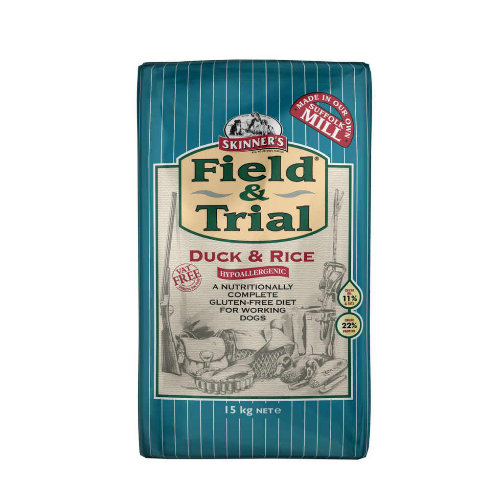 Skinners Field & Trial Duck & Rice Adult Food - Dixie Doodles Pet Shop