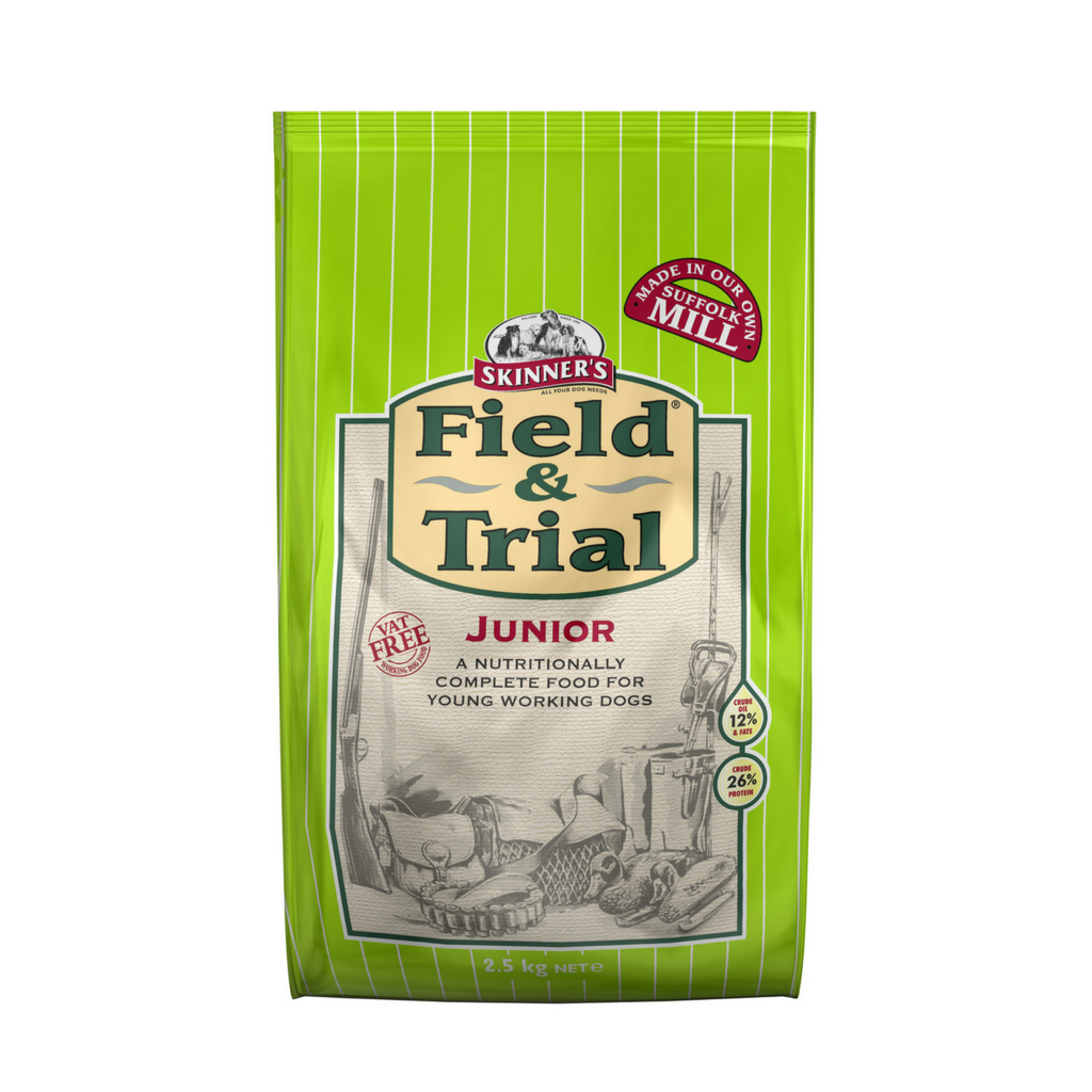 Skinners Field & Trial Junior Dog Food - Dixie Doodles Pet Shop