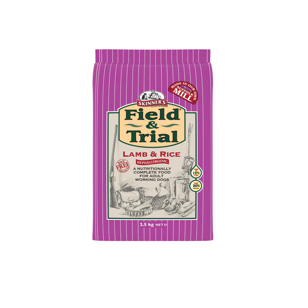 Skinners Field & Trial Lamb & Rice Dog Food - Dixie Doodles Pet Shop