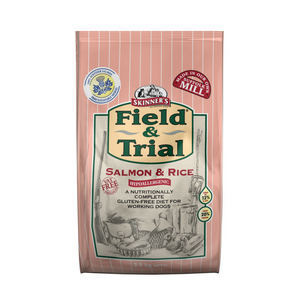 Skinners Field & Trial Salmon & Rice Dog Food - Dixie Doodles Pet Shop