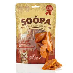 Soopa Sweet Potato Chews - Dixie Doodles Pet Shop