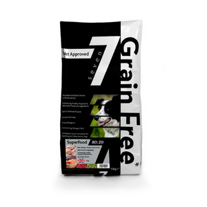 Seven Superfood Meat Blend 80:20