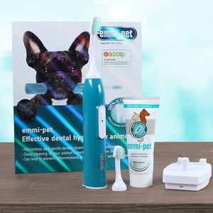 Emmi®-pet Toothbrush Starter Kit - Dixie Doodles Pet Shop