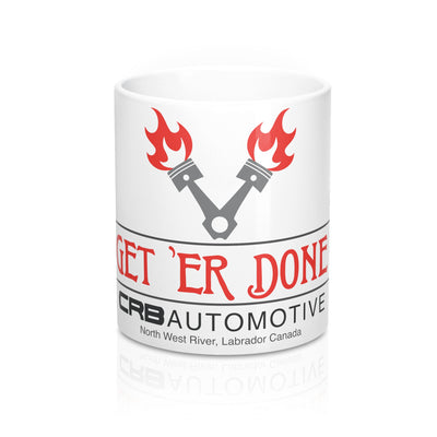 Get 'Er Done Garage Mug - 11oz