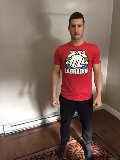 Team Labrador Apparel