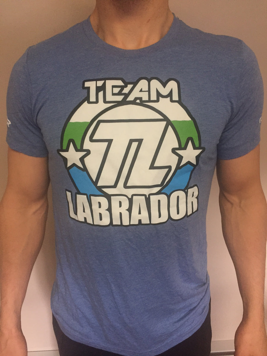 "Team Labrador Apparel (Collin ""The Boss"" Baikie MMA)"