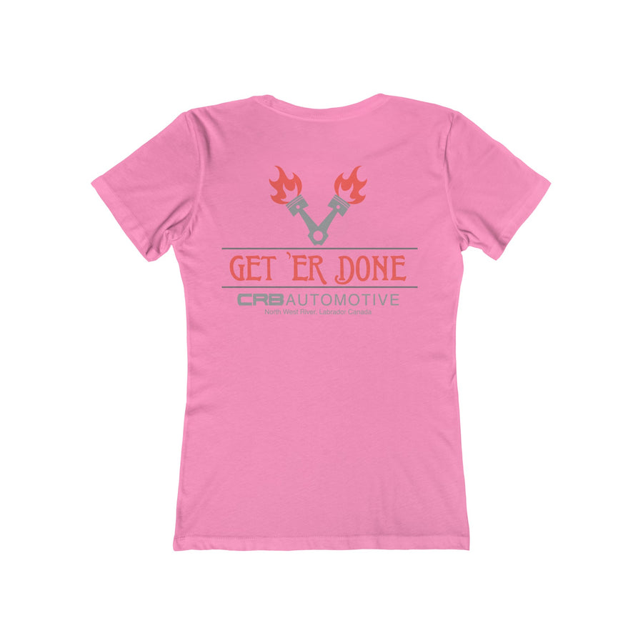 Get 'Er Done Garage Women's T-Shirt