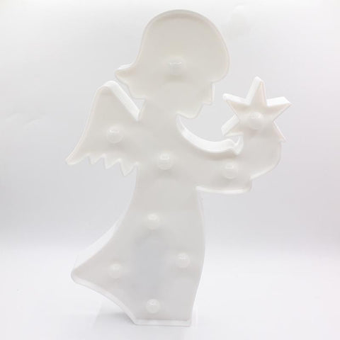 Angel LED Night Light