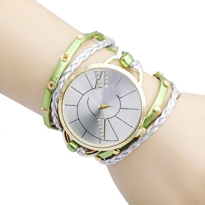 Big Dial Women Bracelet Watch