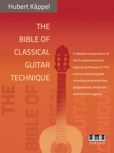 The Bible of Classical Guitar Technique - TAB Alternatives