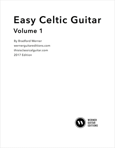 Easy Celtic Guitar