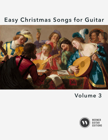 Easy Christmas Songs for Guitar - Vol.3