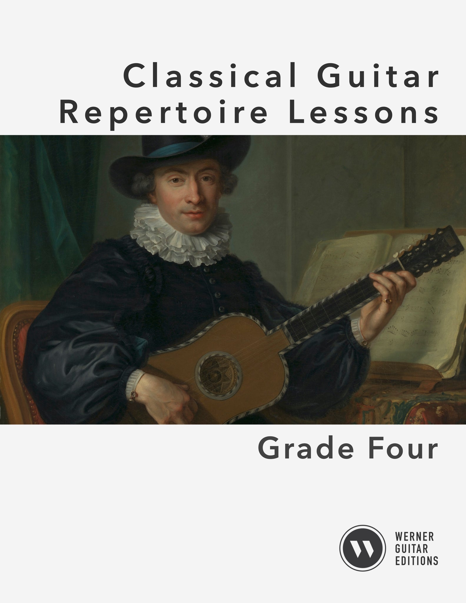 Classical Guitar Repertoire Lessons Grade 4