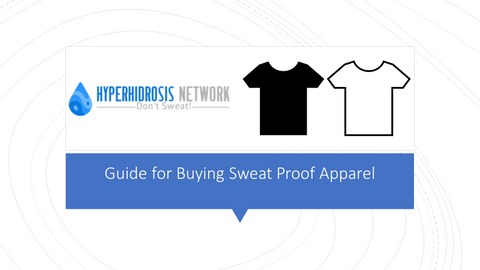 Guide to Buying Sweat Proof Undershirt