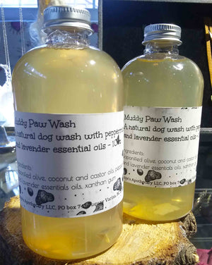 Muddy Paw Wash Dog Shampoo