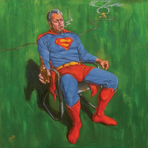 Fescue of Solitude (superman)- print