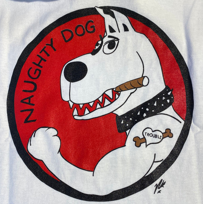 Naughty Dog Shirt
