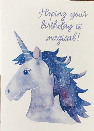 Hoping Your Birthday Is Magical!