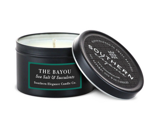 The Bayou Soy Candle