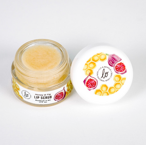 Honey & Fig Lip Scrub