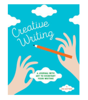 Creative Writing - A journal with art to kickstart your writing