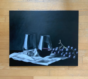 Wine Glass Study