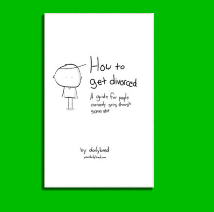 How To Get Divorced book