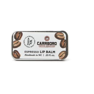Carrboro Coffee Roasters Espresso Lip Balm