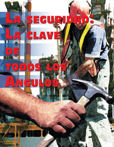 Safety Nail It From All Angles - Spanish Safety Poster
