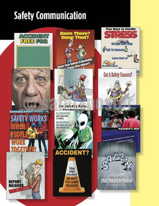 Safety Posters Pack - Communications Poster Packs