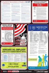 United States Federal Labor Law Poster - safetyposter.com