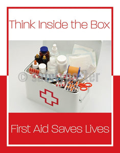 Think Inside The Box 2 - Safety Poster General