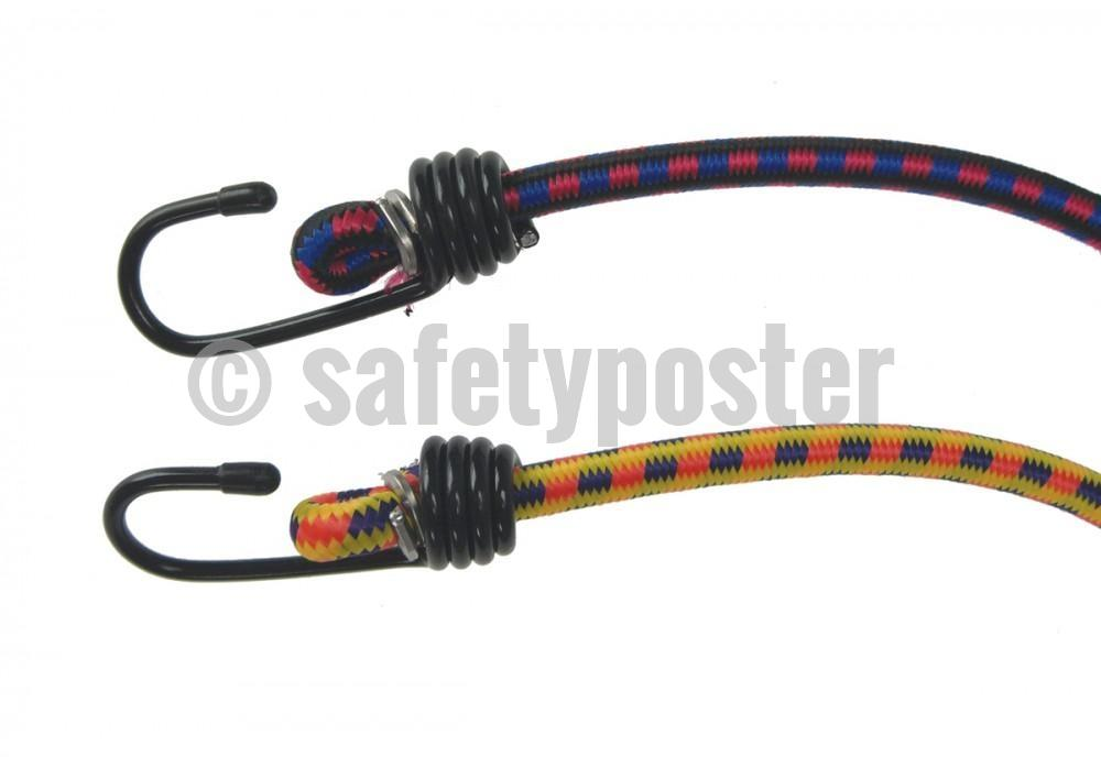 Bungee Cords With Hook Ends Banner Accessories
