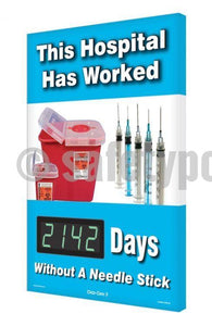 This Hospital Has Worked _ Days Without A Needle Stick - Digi-Day 3 Digi-Day® Electronic Safety