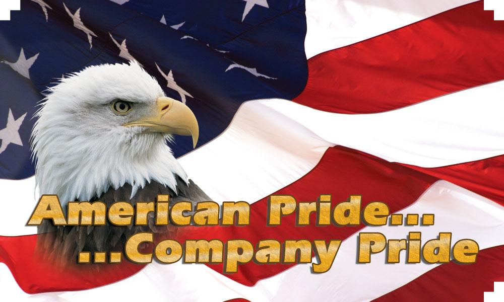 American Pridecompany Pride - Safety Banner Motivational Banners