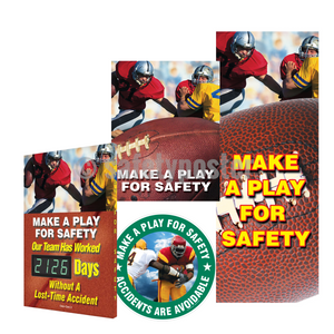 Make A Play For Safety - Reinforcement Bundle (Style A)