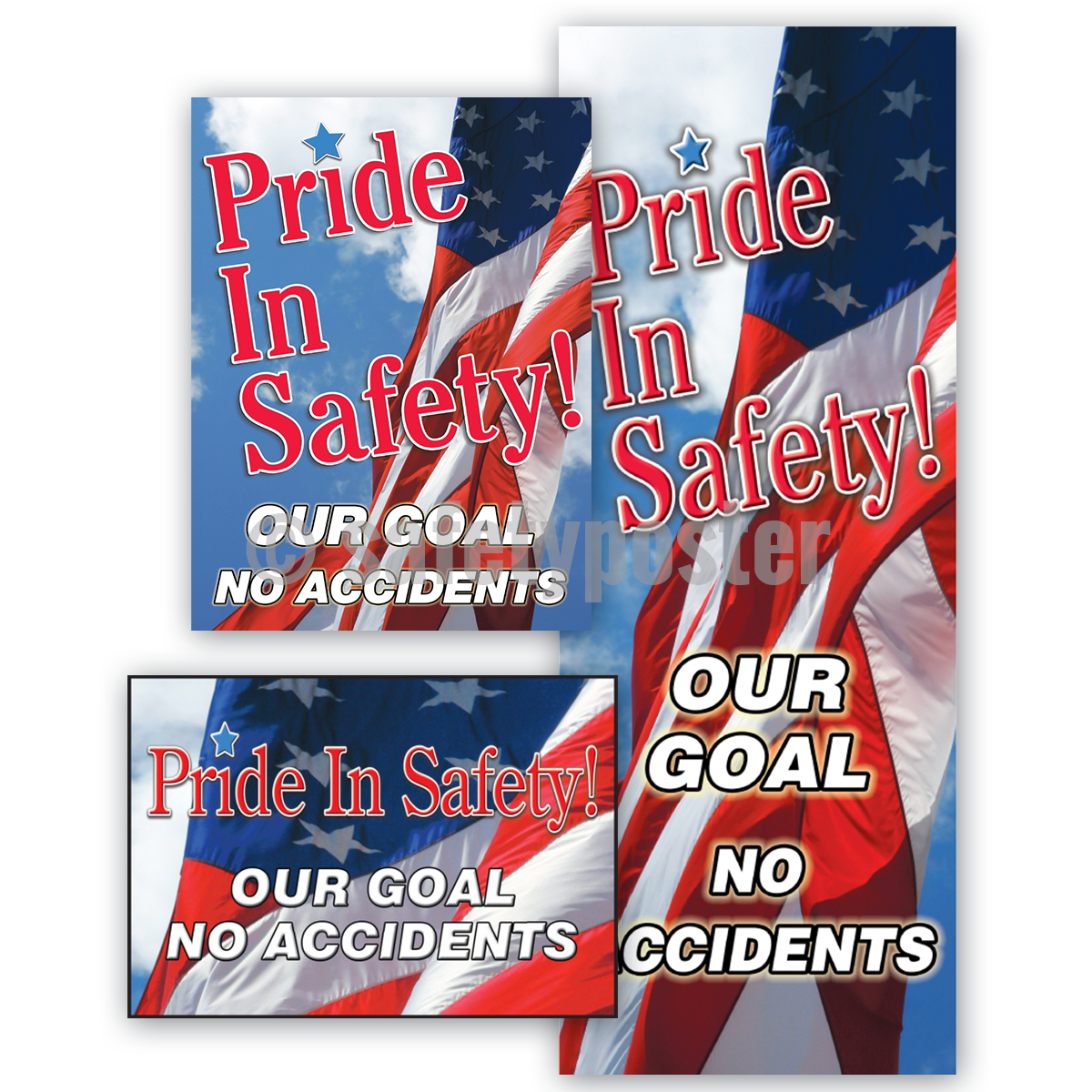 Pride In Safety - Reinforcement Bundle (Style C)