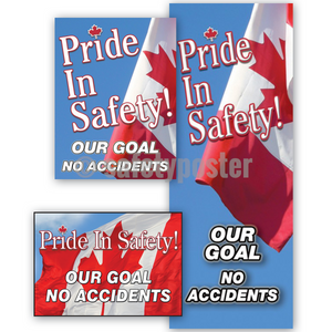 Pride In Safety (Canada) - Reinforcement Bundle (Style C)
