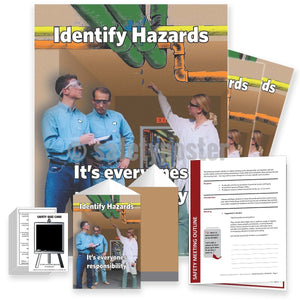 Safety Meeting Kit - Identify Hazards Kits
