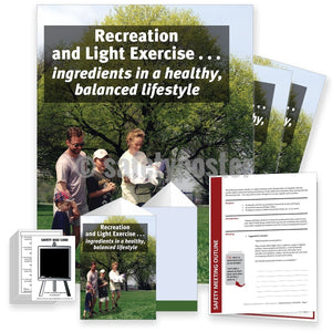 Safety Meeting Kit - Healthy Balanced Lifestyle Kits
