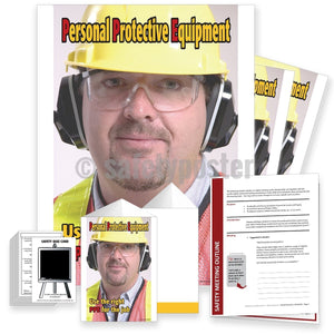 Safety Meeting Kit - Personal Protective Equipment Kits