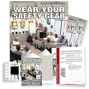 Safety Meeting Kit - Wear Your Gear Kits