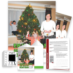 Safety Meeting Kit - Enjoy A Safe And Healthy Holiday Season Kits