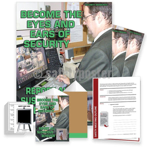 Safety Meeting Kit - Become The Eyes And Ears Of Kits