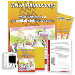 Safety Meeting Kit - Drive Defensively Kits