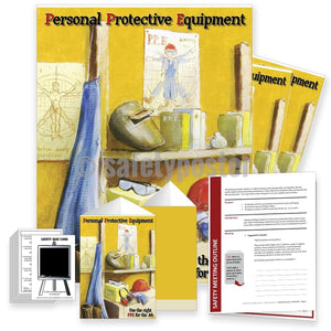 Safety Meeting Kit - Personal Protective Equipment Use The Right Ppe Kits